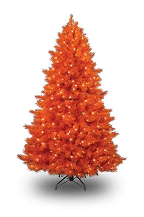 unique and unusual colorful artificial christmas tree