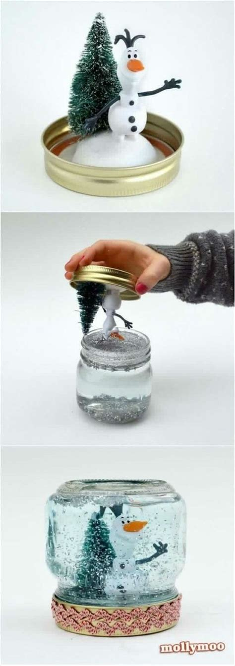 diy decorations snow globe 20 beautiful diy snow globe ideas tutorials mcgill