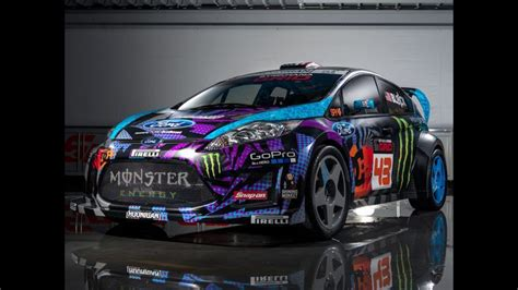ford block ford rs ken block