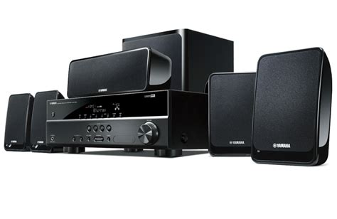 yamaha 5 1 channel home theater yht 196 redefined