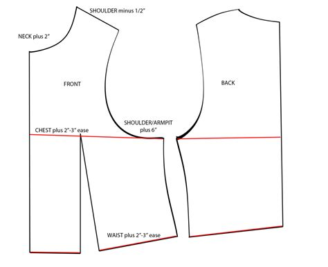 free printable vest pattern point s vest pattern build tute with free pattern guys