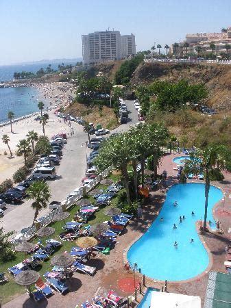 best hotels benalmadena vistas piscina