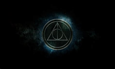 The Deathly Hallows by Harry Potter The Deathly Hallows And Geeks