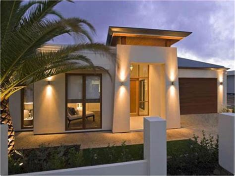 small contemporary house small modern homes exterior views modern home designs