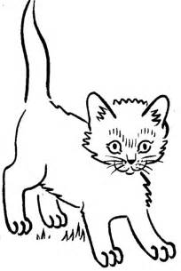 kitten coloring page kitten coloring pages coloring ville