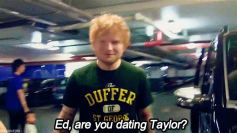 8 times ed sheeran was the boyfriend of our dreams in the here s proof that taylor swift and ed sheeran are together