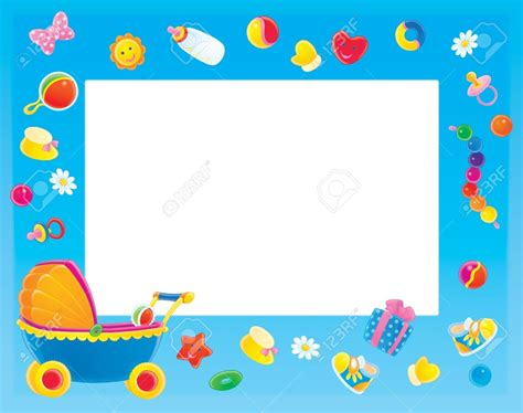 clipart picture free baby clipart borders and frames clipartsgram