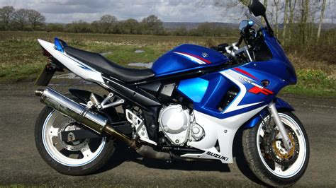Suzuki Gsx 650r Suzuki Gsx650f K8 Fsh New Mot Sussex Bike Traders