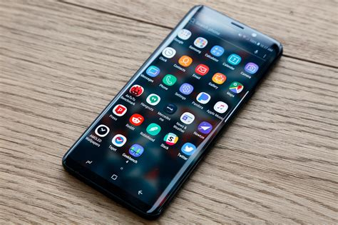 the galaxy s9 is faster than any other android smartphone bgr