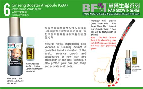 Spray Kutu Rambut Nabila Tonic ginseng booster ules hair growth