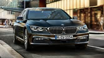 new bmw 7 series review hd car wallpaper