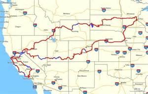 california utah map minnesota california roundtrip 7 000 3 weeks v