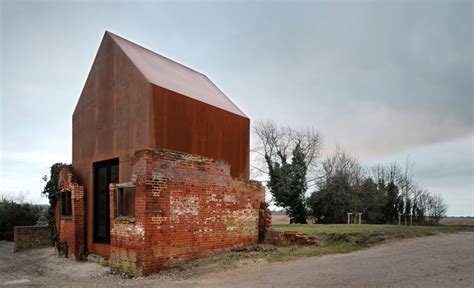 Tiny House Victorian by Haworth Tompkins Built Works