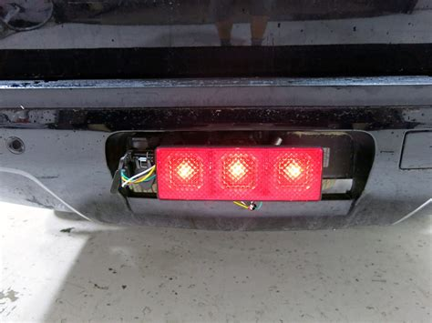 lighted trailer hitch covers light up rectangular trailer hitch receiver cover brake