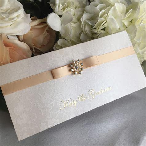 satin bow wedding invitations satin ribbon bow with val d isere invitation