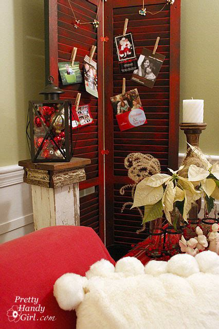 how to display christmas cards diy christmas card holder and display ideas landeelu com
