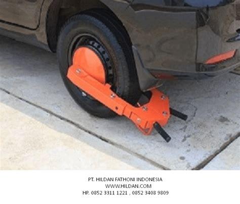 Jual Gembok Dishub jual gembok roda mobil dishub harga gembok roda mobil