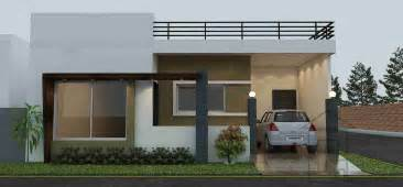 single story house elevation single storey house design gharplans pk
