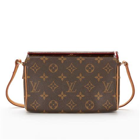 Louis Vuitton Monogram Motard Clutch by Louis Vuitton Small Recital Shoulder Clutch Bag 2000 S