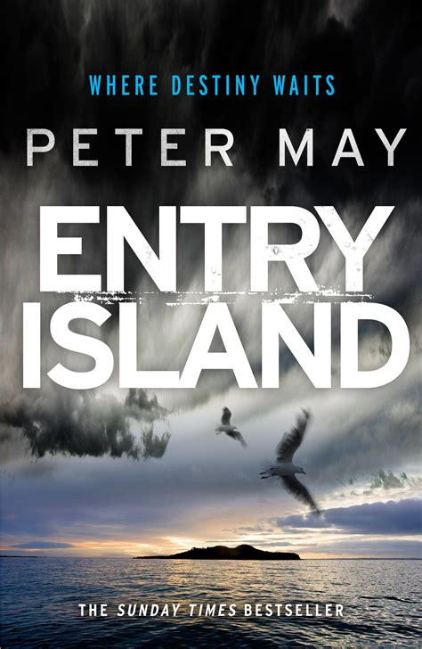 peter may author the thoughts and views of novelist entry island behind the scenes peter may author