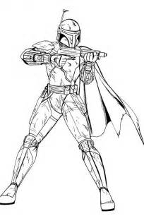 boba fett coloring pages boba fett coloring page coloring home