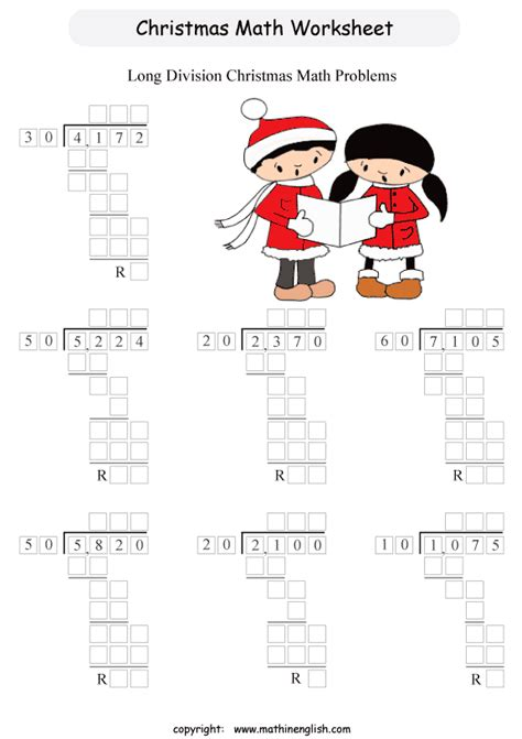 free printable christmas division worksheets division worksheets 187 division worksheets christmas free