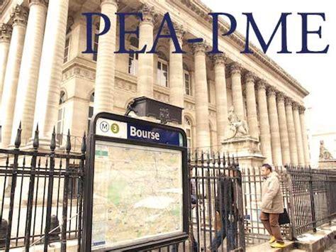 Plafond Bourse by Pea Pme Et Nouveau Plafond Du Pea Adopt 233 S D 233 Finitivement