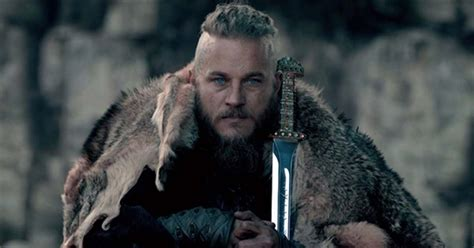 does ragnar have short hair in season 3 ragnar lothbrok the ferocious viking hero that became a