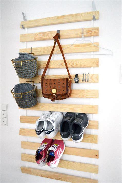 Schuhe Aufbewahren Ikea by Ohne Schuhe Mit Mehr Haken Und K 246 Rben Tolle Aufbewahrung