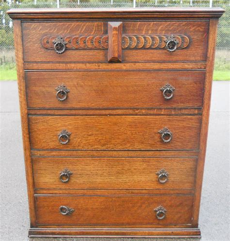 Reproduction Chest Of Drawers by Sold Oak Reproduction Chest Of Drawers