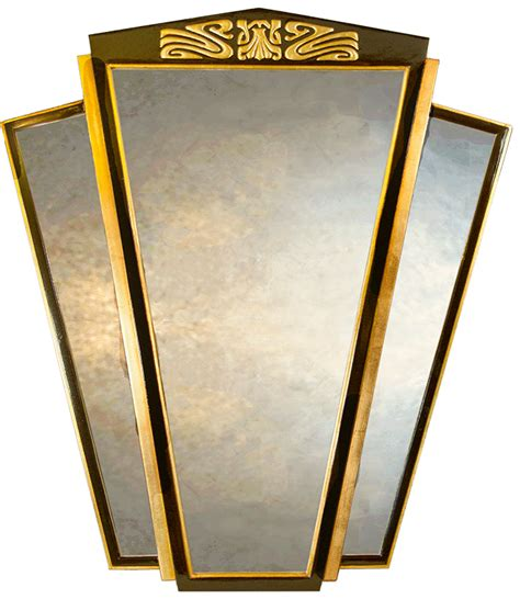 art deco wall decor art deco wall mirrors home decorating ideas