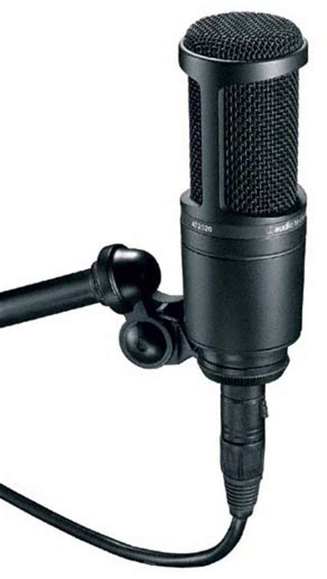 10 best affordable microphones for the home studio
