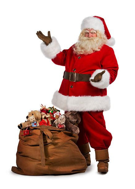 imagenes de santa claus con regalos santa claus pictures images and stock photos istock