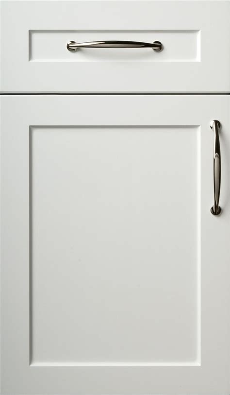 quot snow white quot cabinet door kitchen design