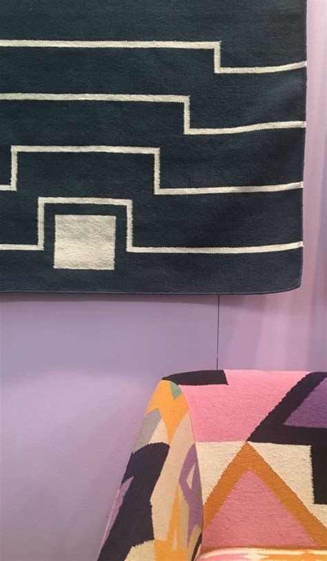 rug news and design new prints from aelfie oudghiri at ad design show rug news anddesign magazine
