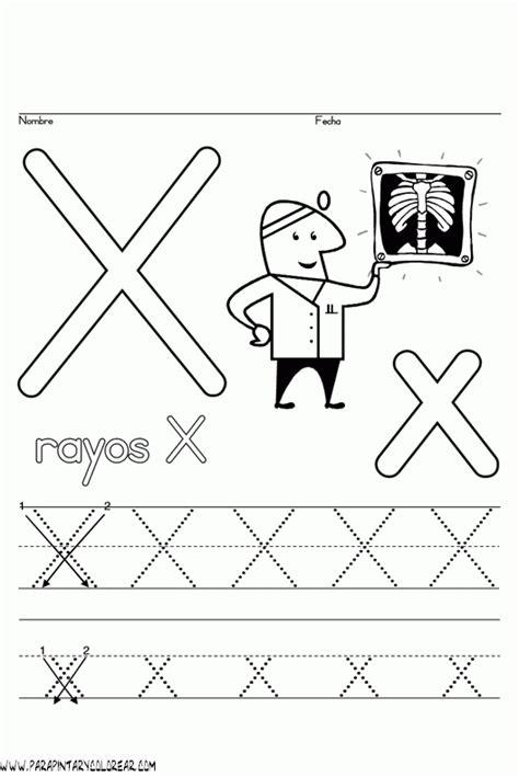 imagenes que empiecen con la letra x para colorear x rayos 2 zb