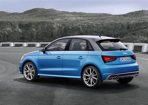 Audi A1 Turbo by Audi Details A1 Tfsi Ultra With 3 Cylinder Turbo