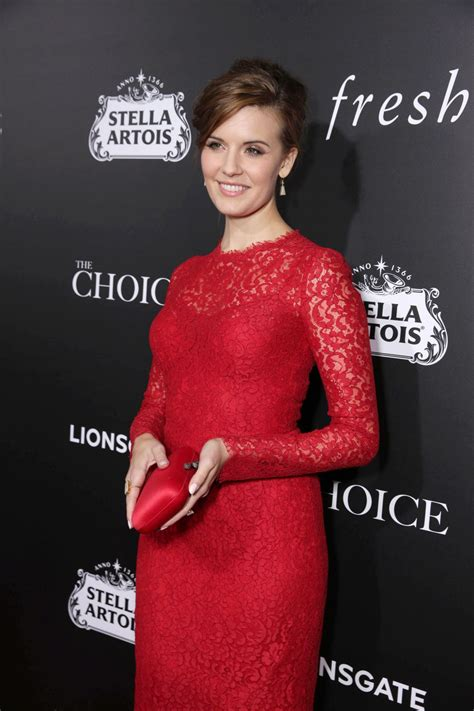 maggie the maggie grace the choice premiere in