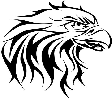 mexican eagle tribal tattoo eagle tattoos designs ideas and meaning tattoos for you