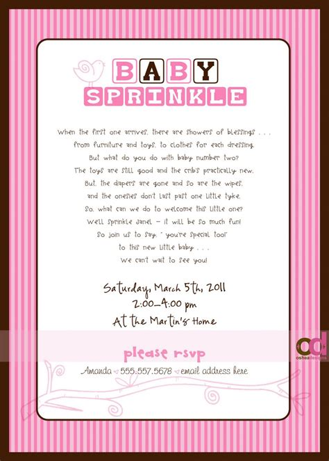 Top Sprinkle Baby Shower Invitation Wording To Inspire You And Wedding Invitation Elegant When Baby Welcome Invitation Templates