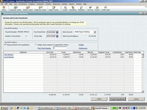 quickbooks tutorial cd buy intuit quickbooks premier edition 2007 download for