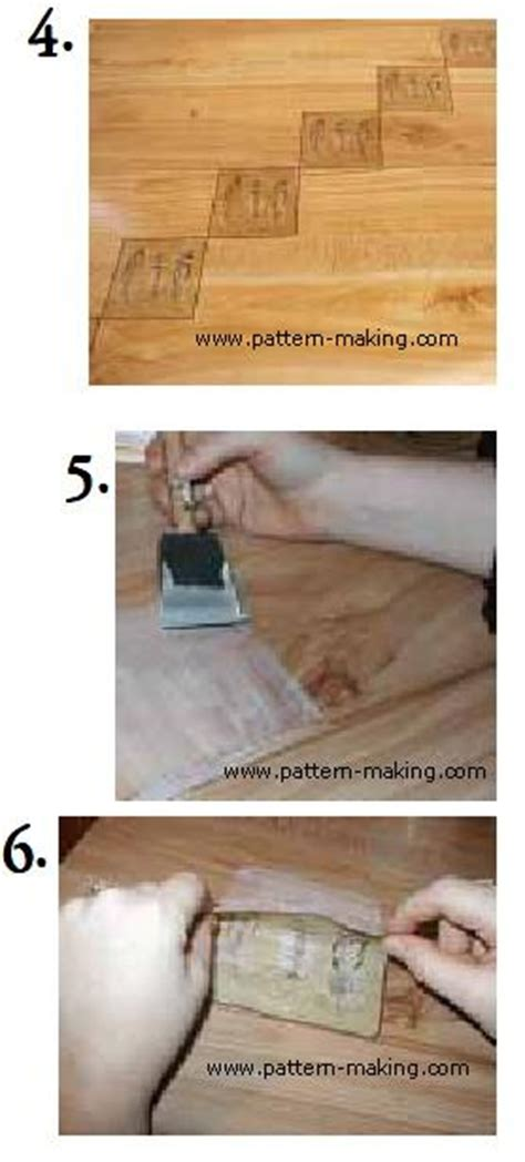 pattern maker wood inlaid wood tiles pattern making com