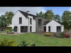 house design books ireland irish house plans type mod049 youtube