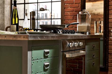vintage kitchen bilder landhausk 252 che loft k 252 che im vintage style edle k 252 chen