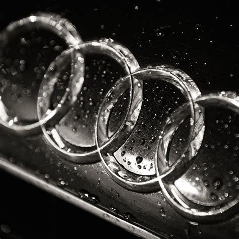 audi logo black and white download audi logo in black white hd wallpaper for ipad