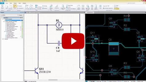 unified design definition electronic design tools solidworks pcb powered by altium