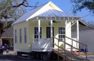 Katrina Cottage Floor Plan casas peque 241 as viviendas estados unidos