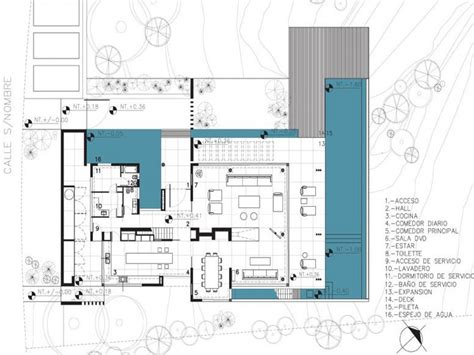 floor plan modern house modern house plans with swimming pool modern house