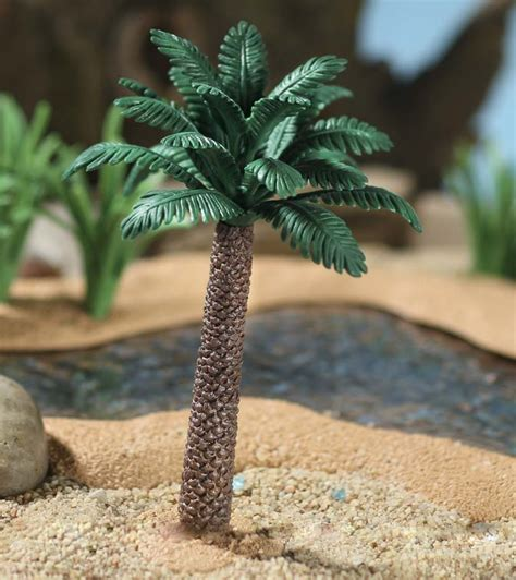 artificial palm tree for dollhouse miniature palm tree miniature plants dollhouse miniatures doll supplies craft