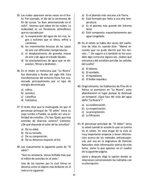 evaluacin de la olimpiada de sexto grado respuestas del examen de la olimpiada de sexto grado 2016